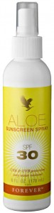 Aloe Sunscreen Spray, Aloesowa emulsja do opalania