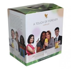 Touch of Forever - Bestsellery